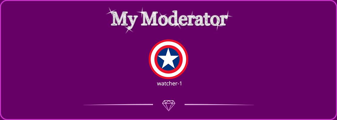 My Moderator